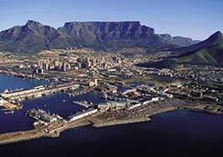 Cape Town - Afrique du Sud