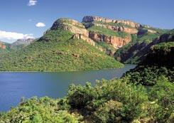 Blyde River - Afrique du Sud